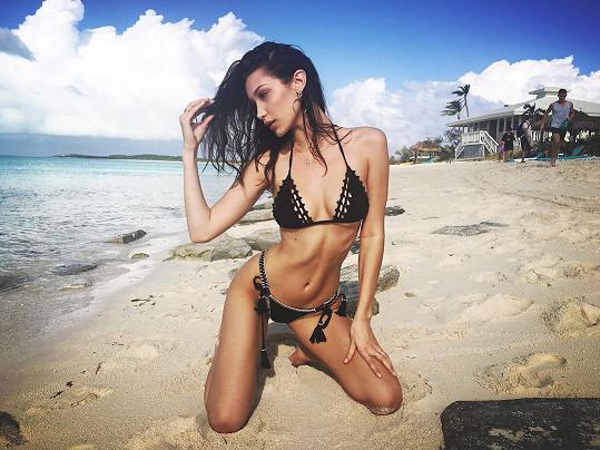 Bella Hadid je jednou z nejžádanějších modelek současnosti.