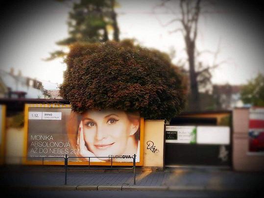 Tento snímek billboardu pobavil celý internet.