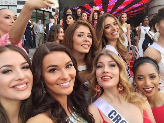 O Miss Universe se rozhodne tuto neděli.