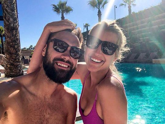 Jitka Nováčková dostala dovolenou v Maroku od přítele jako dárek k jejich výročí.