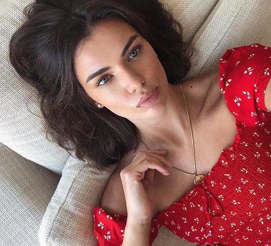 Majk Spirit čeká prvního potomka s krásnou ukrajinskou modelkou Mariou.