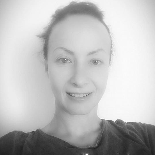 Daniela Šinkorová se pochlubila fotkou bez make-upu.