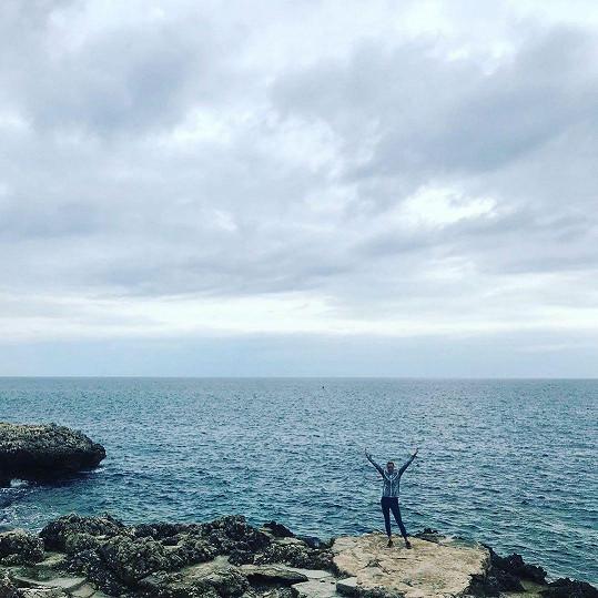 Radost u moře