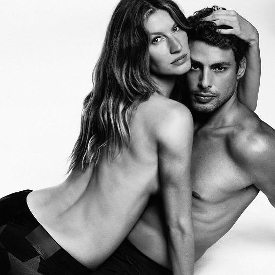 Brazilské hvězdy se staly tvářemi kolekce džínů.