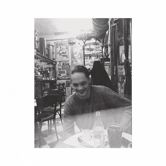 První fotka nové lásky, kterou si herečka přidala na Instagram.