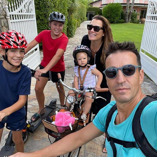 S rodinkou na výletě