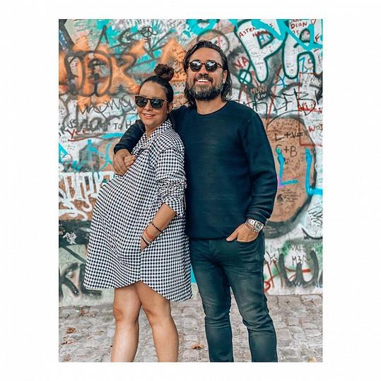 Veronika Arichteva a Biser Arichtev tvoří krásný pár.
