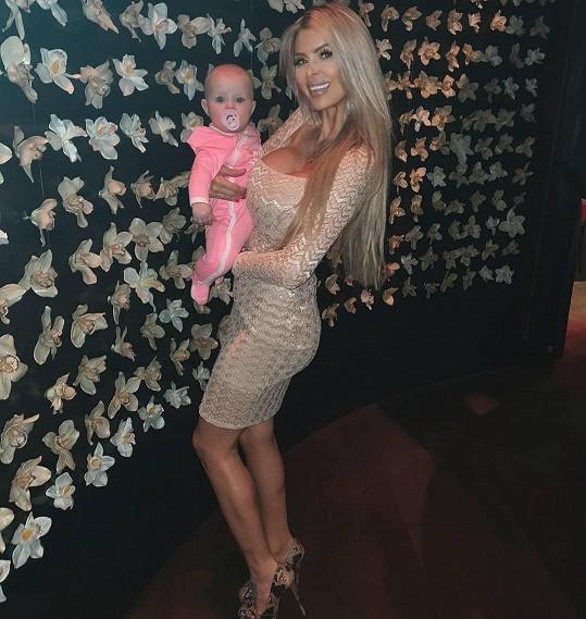 S dcerkou Lili