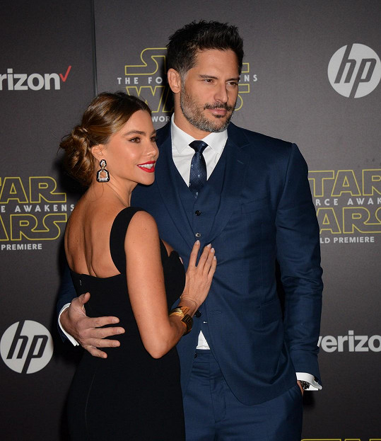 Sofia a Joe vstoupili na konci listopadu do manželství.