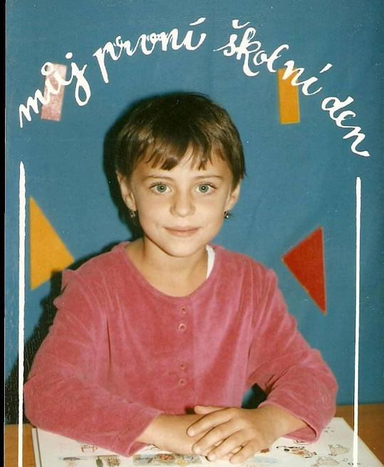 Markéta Procházková zavzpomínala na první školní den a porovnávala podobu se svým pětiměsíčním synem.
