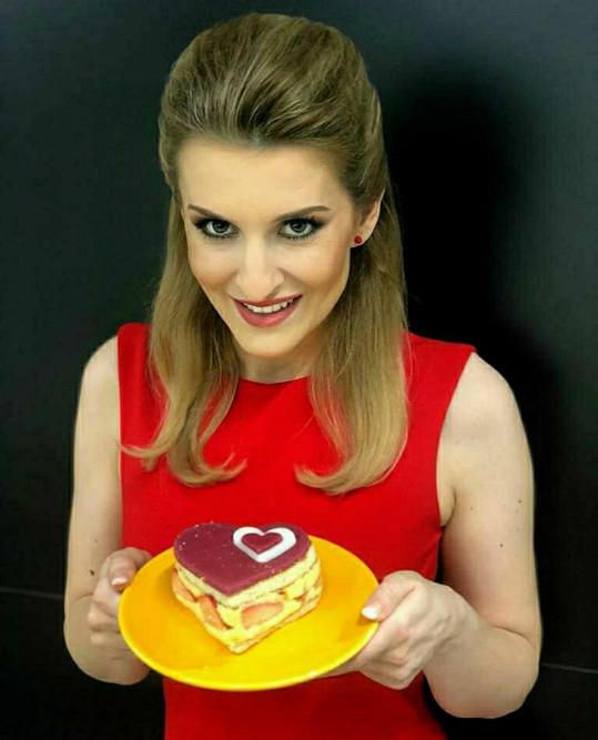 Lenka se narozeninového dortu dočká u rodiny na Moravě.
