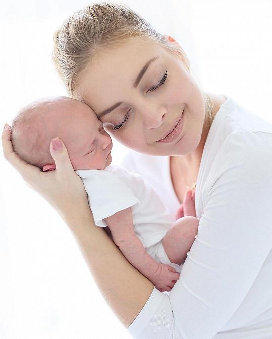 S dcerou Amálkou