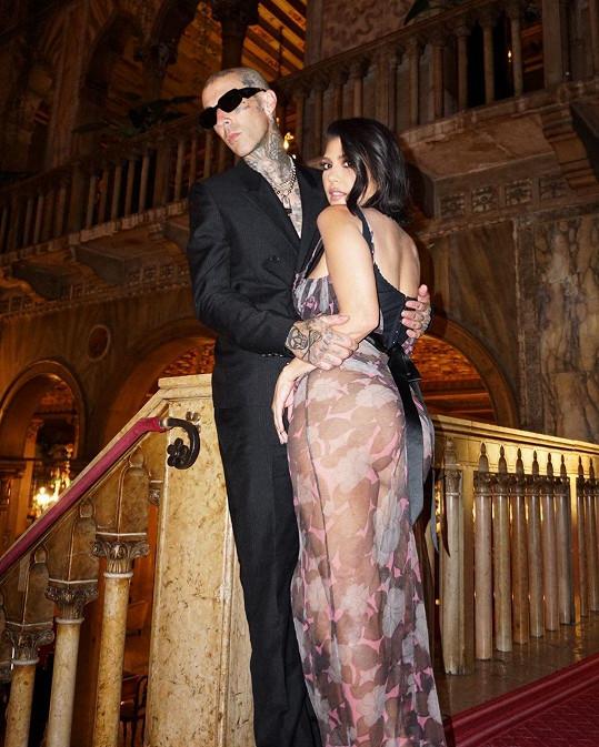 Na přehlídce značky Dolce & Gabbana byli párem číslo jedna.