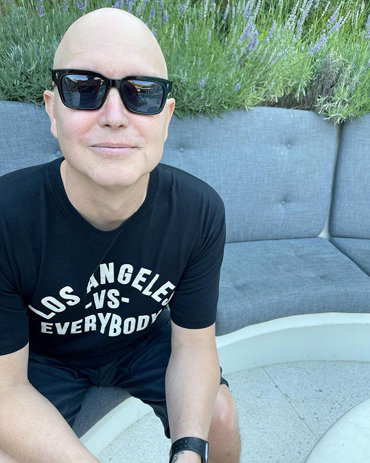 Mark Hoppus má rakovinu ve 4. stadiu.