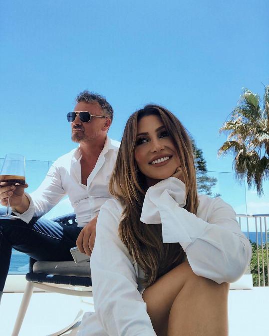 Tereza a její manžel Renda brzy ve Španělsku přivítají zpěvaččiny rodiče.