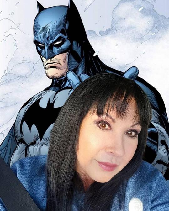 Dáda Patrasová si dala rande s Batmanem.