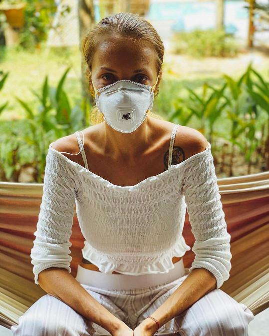 Lucie se cítí v Thajsku více v bezpečí.
