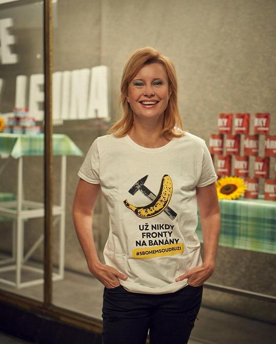 Jitka Schneiderová byla aktivní už před volbami.