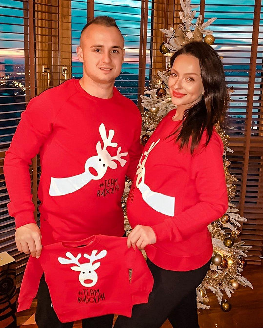 Daniela Nízlová a Stanislav Lobotka jsou hrdými rodiči.