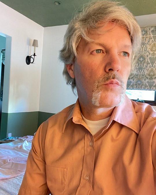 Tohle je nový look Freda Dursta.