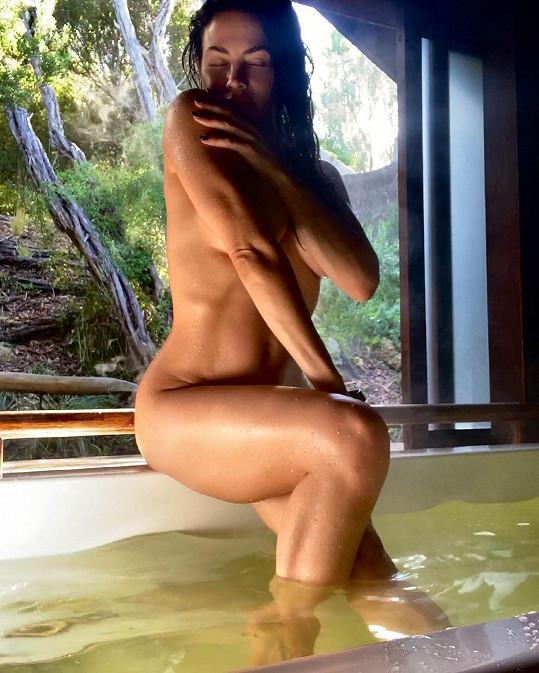 Jenna Dewan se podělila o rajcovní snímek.