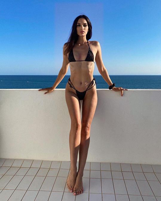 Krásná slovenská modelka chystá i vlastní značku bot.