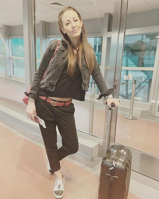 Agáta odletěla relaxovat do Thajska se svým novým chlapcem.