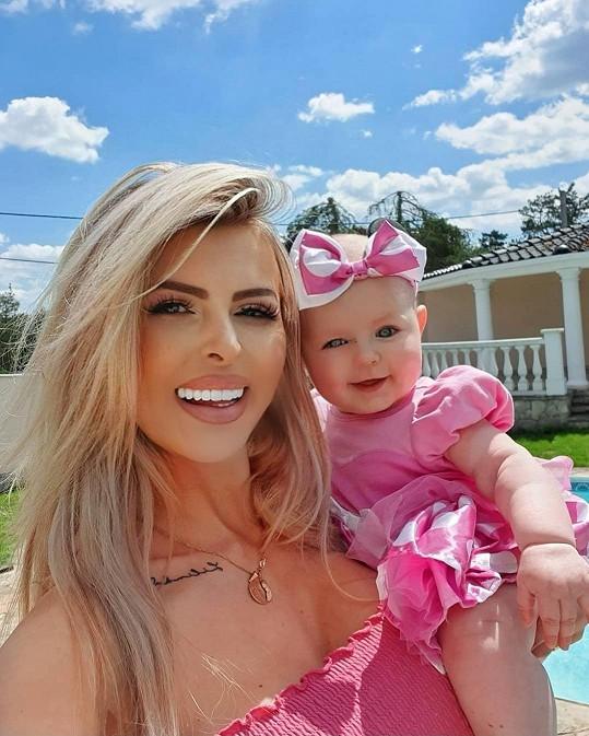 S dcerou Lili