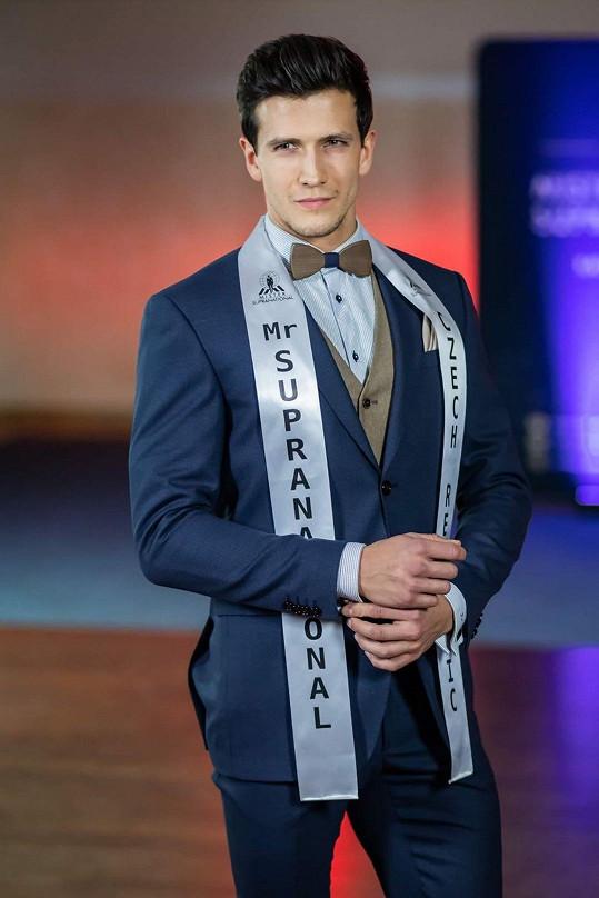 Jan Solfronk na oficiální fotce mezinárodní soutěže