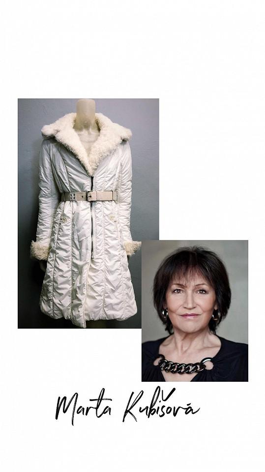 Kabát Marty Kubišové.
