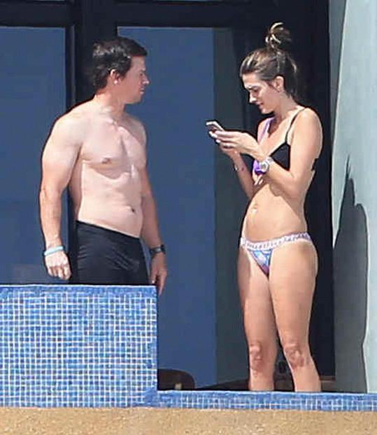 Slavný pár si užíval dovolenou v Mexiku.