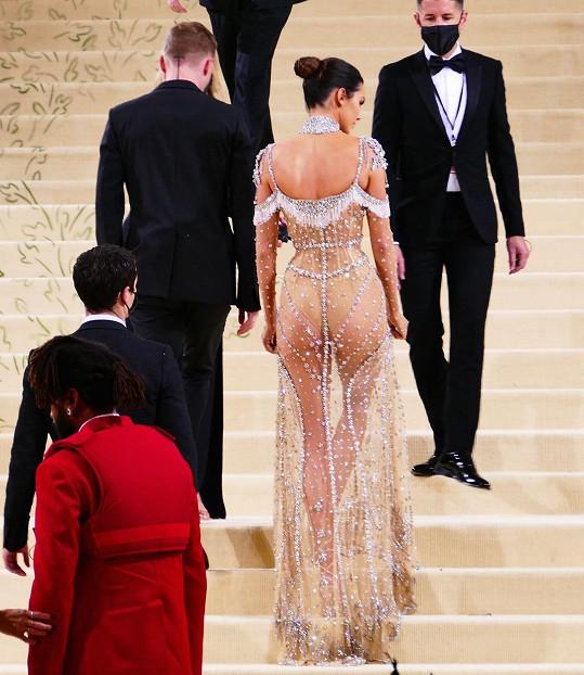 Model Kendall byl ovšem oproti nim dost průhledný.