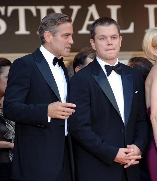 Nejen Matt Damon svého nejlepšího kamaráda před narozením dvojčat trochu děsí...
