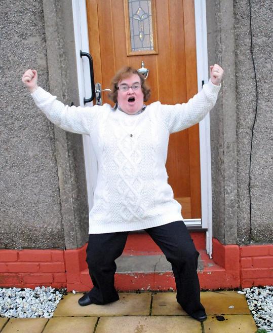 Susan Boyle má konečně chlapa!