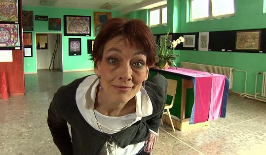 Takto Monika Kvasničková vypadá dnes.
