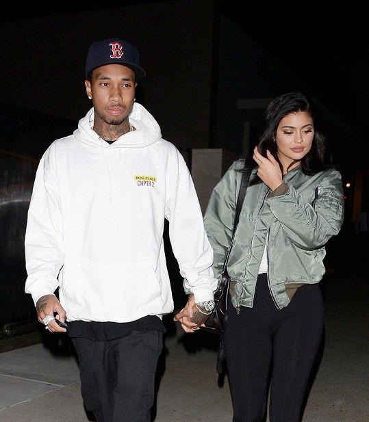 Tyga a Kylie Jenner spolu randili řadu let.