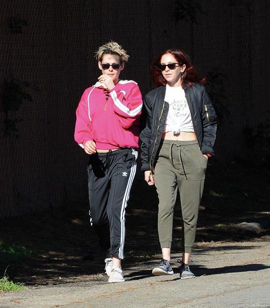 Kristen Stewart a Sara Dinkin spolu podle zahraničního tisku randí od prosince.