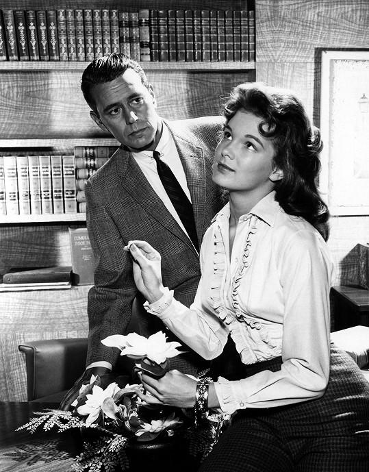 Poprvé se potkali při natáčení jedné z epizod seriálu Bachelor Father v roce 1960.