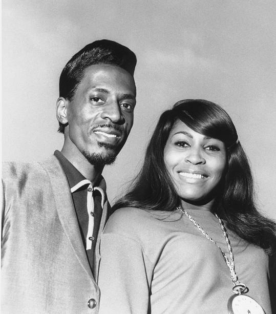 S bývalým manželem Ikem Turnerem, který ji psychicky i fyzicky týral.