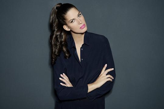 Italská značka si pro svou novou vlasovou kampaň vybrala poslední korunovanou Miss ČR Anetu Vignerovou.