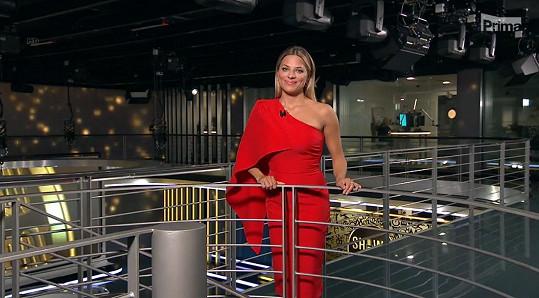Začínala v Top Staru, poté se přesunula do zpravodajství, chvíli moderovala lifestylový magazín Showtime a nyní je zpátky za moderátorským pultíkem.