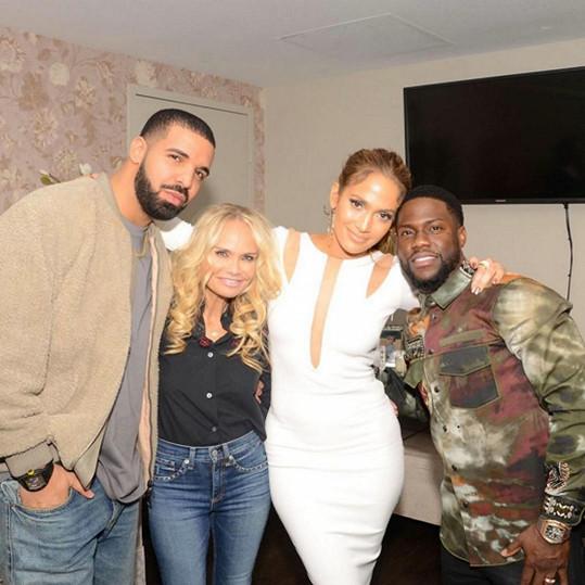 Drake a Jennifer Lopez spolu poslední dobou tráví čas i nad rámec pracovních povinností...