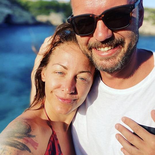 Agáta se rozešla s producentem Tomášem