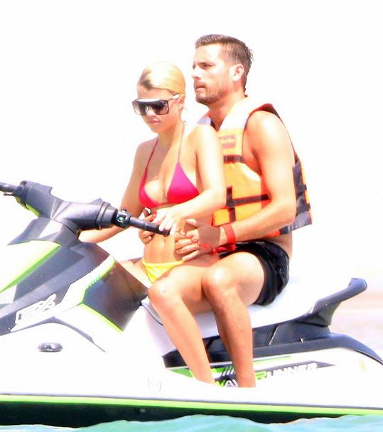 Začalo to v Miami na Floridě, kam si ti dva vyrazili na výlet...