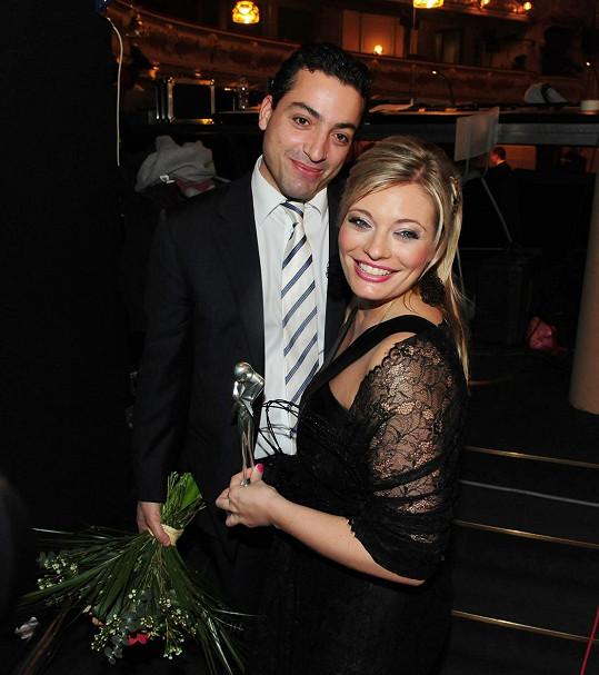 Řecký podnikatel Nico Papadakis opustil Borhyovou, když s ním čekala syna Lucase.