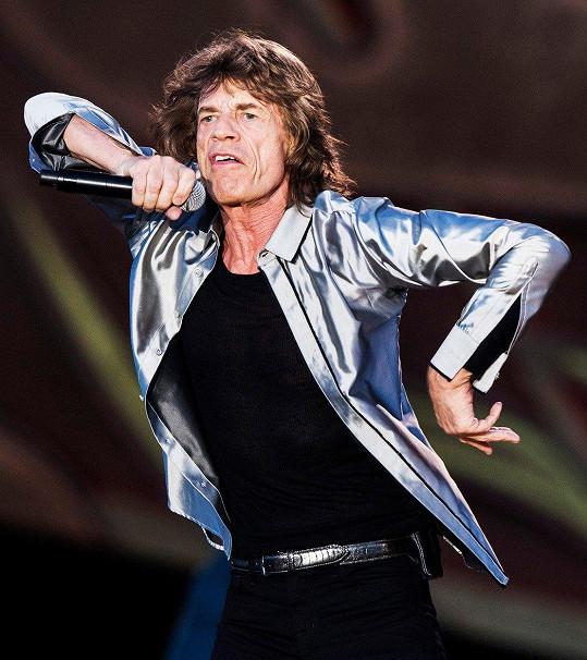 Mick Jagger je otcem 8 dětí a možná ještě neskončil.