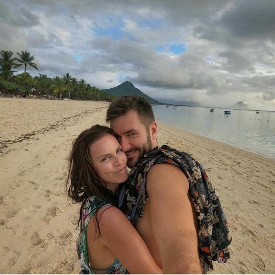 Marek Ztracený je s rodinou na Mauriciu.