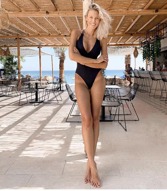 V létě na dovolené v Řecku