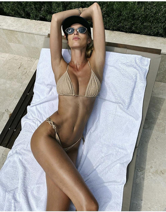 Michaela Kociánová patří mezi nejúspěšnější slovenské modelky.