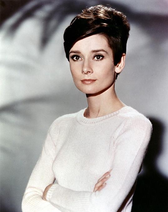 Audrey by byla na svou vnučku pyšná.